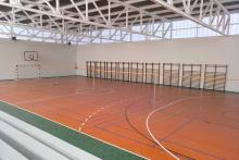 Pabellón deportivo